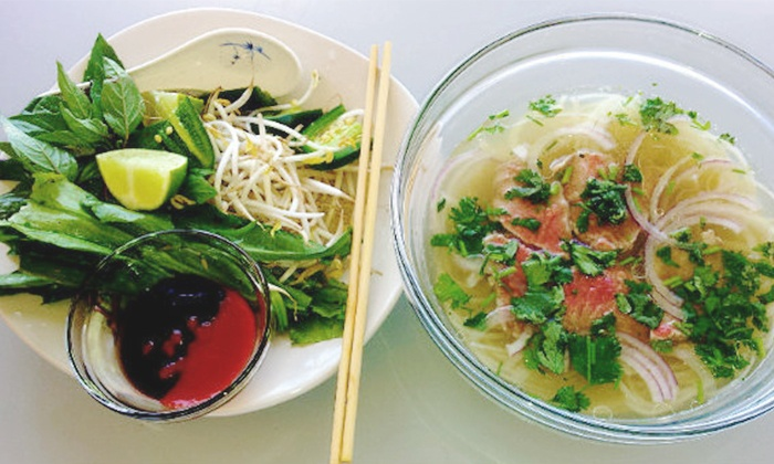 Red Snapper Seafood & More - Tallahassee: Vietnamese Meal with Fountain Drinks for Two or Take-Out at Red Snapper Seafood & More (Up to 46% Off)