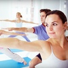 Up to 59% Off Fitness and Yoga Classes