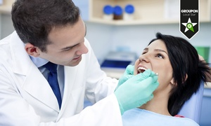 NICOLA PAOLESCHI (FIRENZE): Visita odontoiatrica con pulizia dei denti e sbiancamento LED