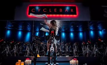 Up to 65% Off Indoor Cycling at CycleBar