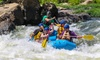 Riverside Outfitters - Richmond: Three-Hour Guided Whitewater-Rafting Trip for One or Two from Riverside Outfitters (Up to 49% Off)