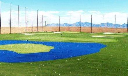 150, 500, or 1,000 Driving Range Balls or Golf Lessons at Valley Golf Center (Up to 50% Off)