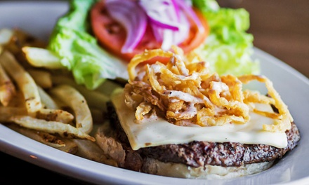 Pub Food at Jerseys Grill and Bar (Up to 63% Off). Five Options Available.