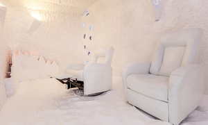 The First Salt Room: The First Salt Room: One, Six or Twelve Salt Room Sessions from AED 99 (Up to 69% Off)