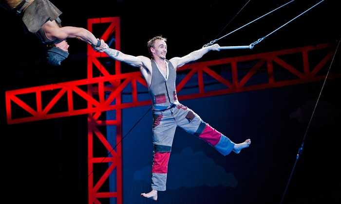 Circus Oz - The Moore Theatre: Circus Oz at The Moore Theatre, February 5–7 (Up to 44% Off)