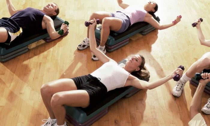 J'mann 4bmore Dance & Fitness Studio - Howard Park: 10 Daytime Zumba and Group Fitness Classes from J'Mann 4Bmore Dance & Fitness Studio (64% Off)