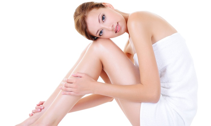 Aesthetic Facial Centre - Orchard Park: Three Laser Hair-Removal Treatments on Small, Medium or Large Area at Aesthetic Facial Centre (Up to 77% Value)