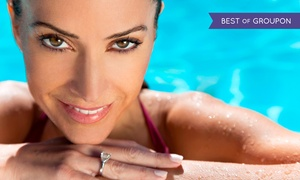 Sadaf at Shandora Spa: Permanent Makeup for the Brows, Top and Bottom of Lips, or Both from Sadaf at Shandora Spa (Up to 72% Off)
