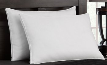 Firm Exquisite Hotel Down-Like Gel Pillows (2-Pack)