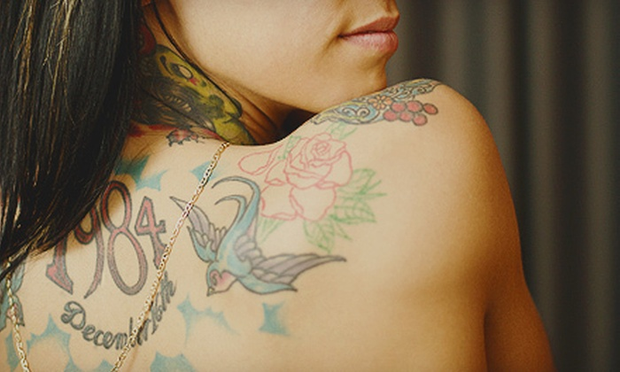 UndeadInk Studios - Spokane: Tattoo Services or Body Piercing at UndeadInk Studios in Spokane Valley (Up to 51% Off)