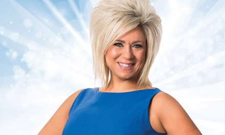 Theresa Caputo Live! The Experience on Sunday, October 11, at 7 p.m.