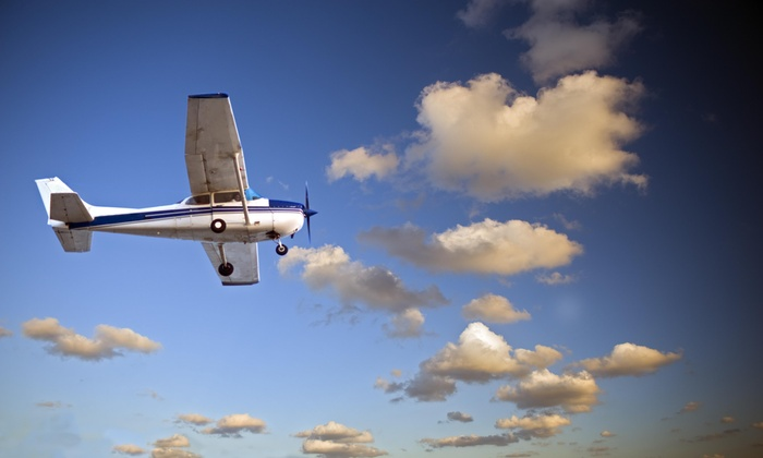 Exotic Flights Inc. - Multiple Locations: One-Hour Private Flight at Exotic Flights Inc. (10% Off)