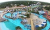 Splashway Water Park - Weimar: $19 for a Water-Park Outing for One at Splashway Waterpark ($27.99 Value)