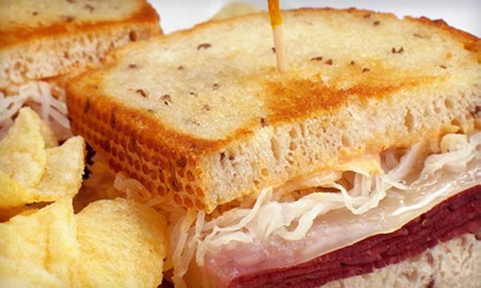 Sandston Kitchen - Sandston: Sandwiches and Salads for Lunch or Dinner for Two or Four or $30 for $60 Worth of Catering at Sandston Kitchen