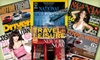 Blue Dolphin Magazines **NAT**: $12 for $25 Worth of Magazine Subscriptions from Blue Dolphin Magazines