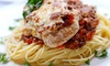 Bondo's Dining & Takeout - Marshfield: Upscale American and Italian Food at Bondos Dining (Up to 44% Off)
