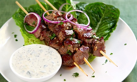 Greek and American Food for Dine-In or Takeout at Athena's Grill (Up to 40% Off)