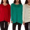 Ladies Button-Down Sweaters