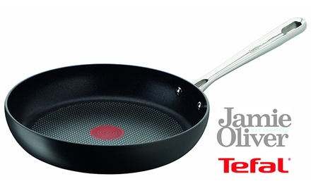 tefal jamie oliver pfanne groupon goods. Black Bedroom Furniture Sets. Home Design Ideas
