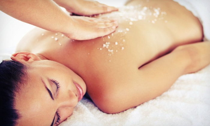 Waterfalls Wellness Center - Vienna: One or Two 60-Minute Reflexology Sessions and 30-Minute Body Scrubs at Waterfalls Wellness Center (Up to 66% Off)