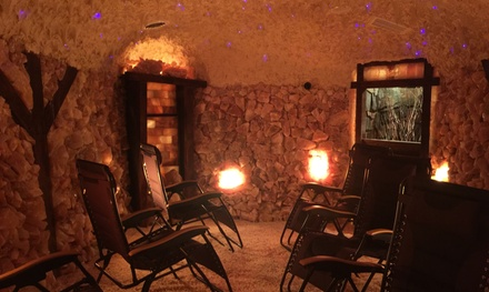 Salt Cave Sessions at The Salt Barn (Up to 60% Off). Five Options Available.
