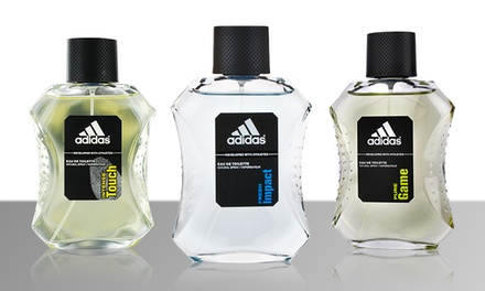 Adidas Eau de Toilettes for Men; 3.4 Fl. Oz.