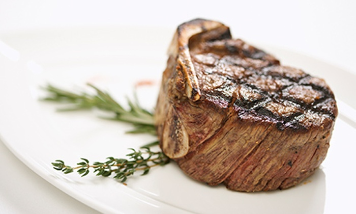 Ken's Steak House - Framingham: Steak, Seafood, and American Fare for Dinner at Ken's Steak House in Framingham (45% Off). 2 Options Available.