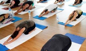 ME Bikram Yoga: Three or Five 90-Minute Sessions of Bikram Hot Yoga at ME Bikram Yoga (Up to 60% Off)