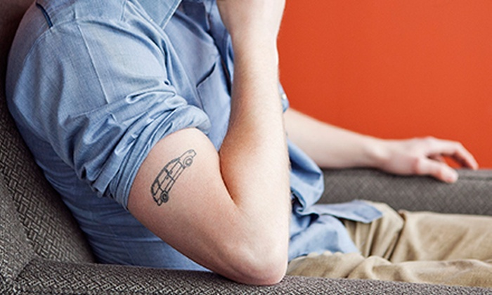 Revitalize MD MedSpa and Laser Center - Springboro: $399 for Three Laser Tattoo-Removal Treatments at Revitalize MD MedSpa and Laser Center ($1050 Value)