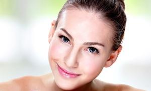 Higiene facial con alta frecuencia y diseño de cejas por 16,90 € o con peeling y masaje facial por 22,90 €