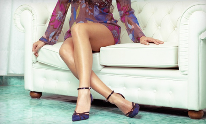 Dr. Kelly - Multiple Locations: One or Three Sclerotherapy Vein Treatments from Dr. Kelly (Up to 77% Off)