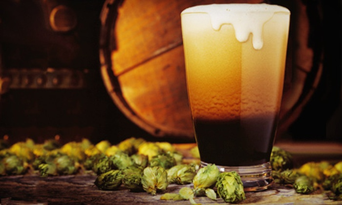 Aviator Brewing Company - Fuquay-Varina: $17 for a Brewery Tour for Two with Pint Glasses and Beer at Aviator Brewing Company ($34.99 Value)