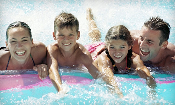 PacPlex - Bergen Beach: One-Day Pool Visit for One or Two Adult-Child Pairs at PacPlex in Brooklyn (Up to 64% Off)
