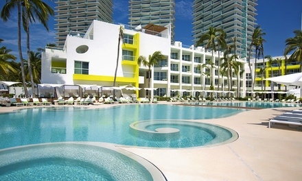 ✈ 3-Night All-Inclusive Crown Paradise Golden Stay w/Air from Vacation Express. Price/Person Based on Double Occupancy.