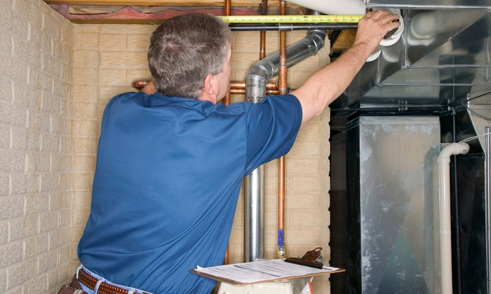Integrity Heating & Air - Boise: 22-Point Air-Conditioner Inspection with New Filter from Integrity Heating Air Conditioning (49% Off)