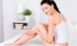 You...Only Better: $179 for Six Laser Hair Removal Treatments at You...Only Better (Up to $1,800 Value)