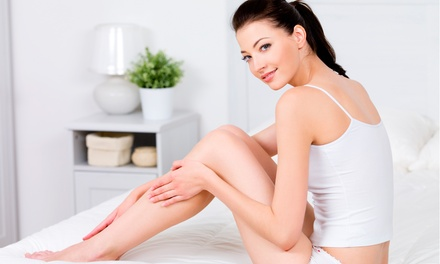Six Laser Hair-Removal Treatments for a Small, Medium, or Large Area at The Gentle Touch (Up to 82% Off)
