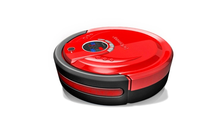 Robotic Vacuum Cleaner And Mop Groupon Goods