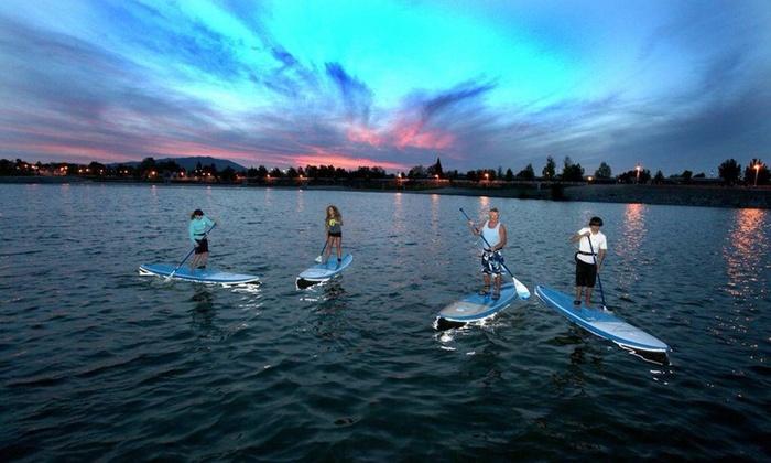 Marina Paddlefit - Marina Village: Up to 52% Off Paddleboard Tour  at Marina Paddlefit