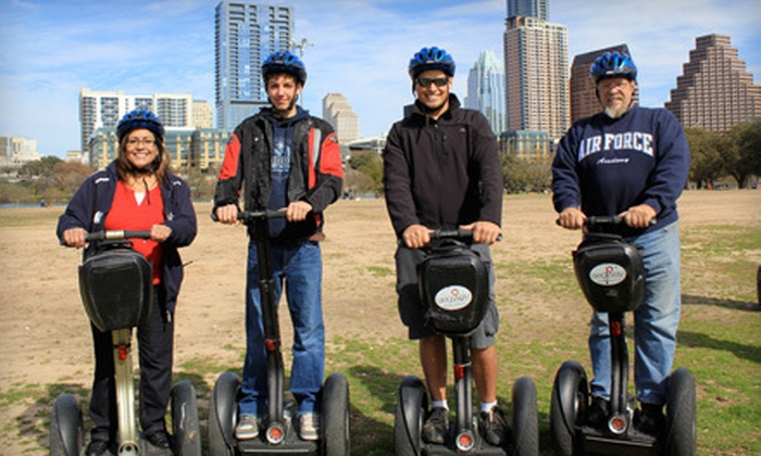 Segway Nation - Downtown: $35 for a Segway Tour from Segway Nation (Up to $69 Value)