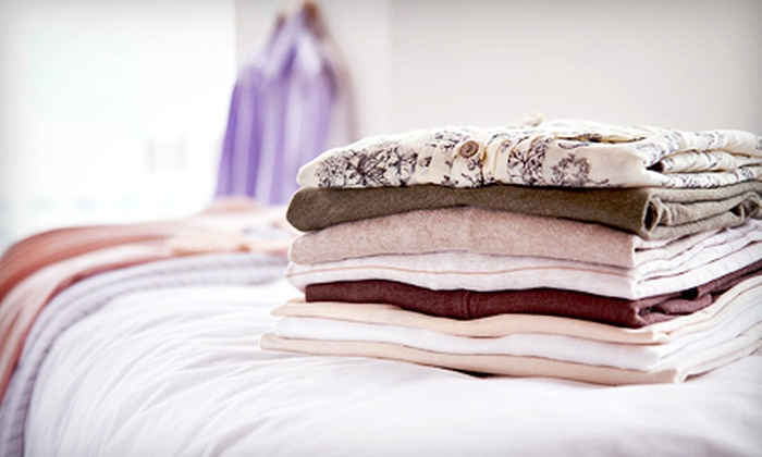 Clean My Clothes - South Side: Laundry or Dry Cleaning Services With Pickup and Delivery from Clean My Clothes (Up to 67% Off). Four Options Available.