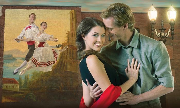 """Amore Italiano"" - Keller Auditorium: Oregon Ballet Theatre's Amore Italiano (October 10–17)"