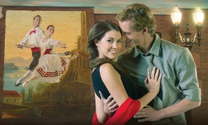 """Amore Italiano"": Oregon Ballet Theatre's Amore Italiano (October 10–17)"