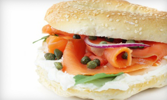 Cafe Aroma - Cadillac Drive: Kosher Food for Two or Four at Cafe Aroma (Half Off)