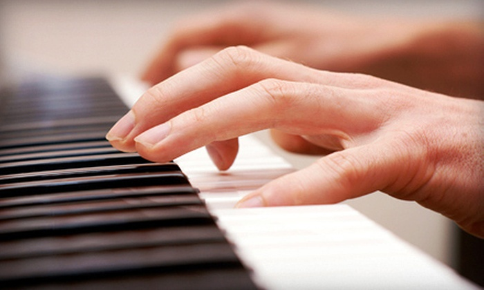 OnlinePianist.com: 6 or 12 Months of Online Piano Lessons from OnlinePianist.com (Up to 54% Off)