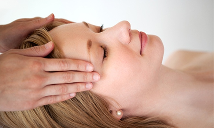 Miss Massage - 4: One-Hour Swedish or Therapeutic Massage, One-Hour Body Scrub, or Both at Miss Massage (Up to Half Off)