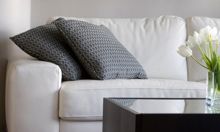 Customizable Euro Pillow or $60 Towards Drapery from The Drapery Works (Up to 51% Off)
