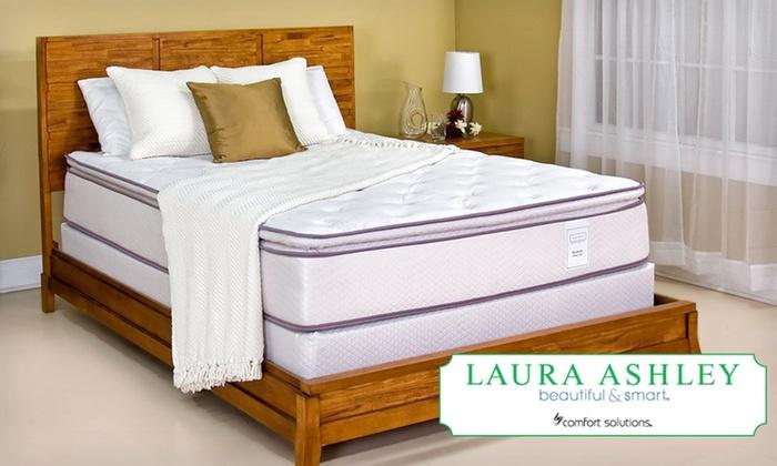 ashley savannah bedroom set. laura ashley firm or pillow-top mattress: savannah mattress set in bedroom u