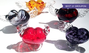 Rainier Glass Studio: Blow-Your-Own-Glass Project for One or Two at Rainier Glass Studio (Up to 42% Off). 6 Options Available.