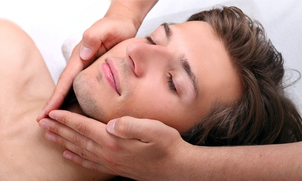 One or Three Deep-Cleaning Men's Facials at Natalie's Skin Solutions (Up to 59% Off)